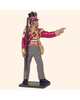 0742 2 Toy Soldier Sergeant Kit