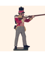 0742 4 Toy Soldier Private firing Kit