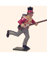 0742 6 Toy Soldier Private running Kit
