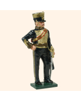 0752 2 Toy Soldier General Uxbridge Kit