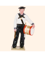 0908 4 Toy Soldier Drummer Kit