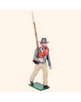 0910 4 Toy Soldier Private marching hat Kit