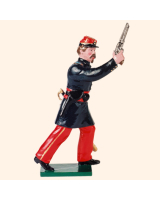 0911 1 Toy Soldier Officer Kit