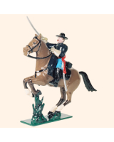 0914 1 Toy Soldier Officer Kit