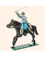 0917 1 Toy Soldier Trooper with sabre Kit