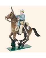 0917 3 Toy Soldier Trooper with pistol Kit