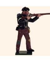 SR1 3 Toy Soldier A Chosen Man firing with beret Kit
