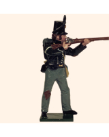 SR1 4 Toy Soldier A Chosen Man firing with hat Kit