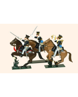113 - 17th Lancers Toy Soldiers Set Painted