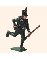 0549 Toy Soldiers Set Rifleman The 95th Rifles Painted
