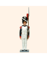 0557 Toy Soldier Set Grenadier Painted