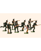 705 Toy Soldiers Set The 95th Rifles Painted