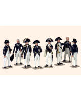 0750 Toy Soldiers Set The Royal Navy Painted