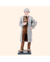 SH1 Toy Soldier Set Sherlock Holmes Painted