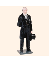 SH3 Toy Soldier Set Professor Moriarty Painted