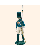 CS90 05 Trooper Grenadiers a Cheval dela Garde c.1808 Painted