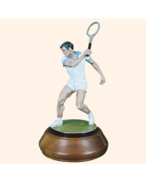 RCST5 Tennis Player Painted