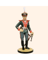 TM90 17 Officer Guard Regiment Preobrajenskoi c.1900 Painted